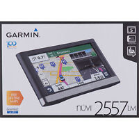 Garmin nuvi 2557LM 5-Inch Portable Vehicle GPS with Lifetime Map
