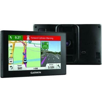 Garmin DriveAssist 50LMT-D UK & Europe Sat Nav Built In Dash Cam Lifetime Maps