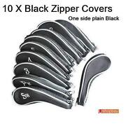 Golf Iron Covers