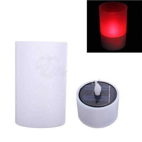 Solar Candle Light Ebay
