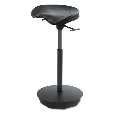 Safco Active Pivot Seat By Focal Upright - FWS1000BK