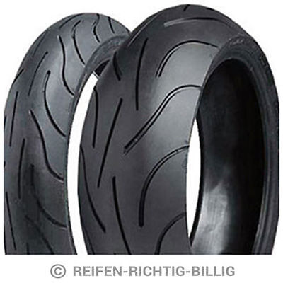 MICHELIN Motorradreifen 160/60 ZR17 (69W) Pilot Power Rear M/C