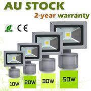 LED Flood Light Sensor