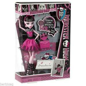 Monster High Dolls And Games Ebay