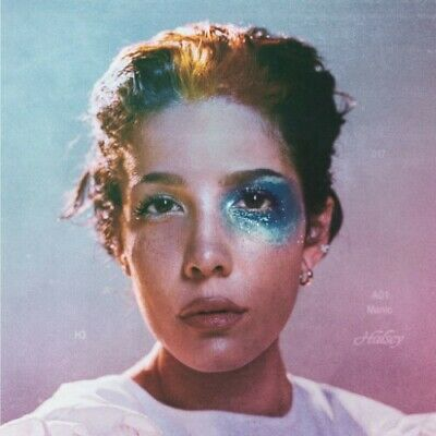 Halsey Maniac CD - Brand New Latest Album - FREE SHIPPING