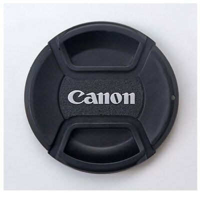 NEW 77mm Front Lens Cap Snap on Cover for Canon Camera 70-200mm 16-35mm 100-400