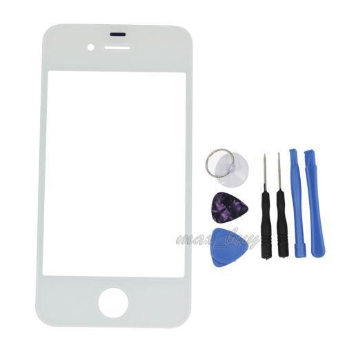 iphone 4 glass replacement iphone 4 front glass repair ebay 14383
