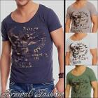 Short Sleeve Slim Fit Casual Shirts for Men