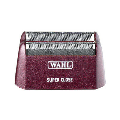 WAHL 5 Star Series Shaver/Shaper SUPER CLOSE Foil Replacement - SILVER, used for sale  Chicago