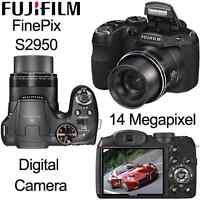 Fuji Finepix S2950 Digital Camera