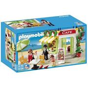 Playmobil Cafe