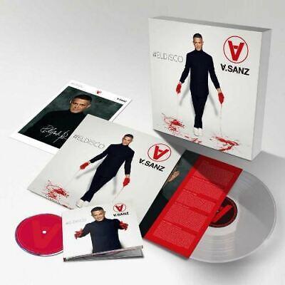 ALEJANDRO SANZ CAJA Box #ELDISCO - CD + Vinilo LIMITADA 15.000 UNIDADES...