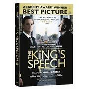 The Kings Speech DVD