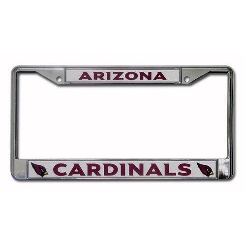 Arizona Cardinals License Plate Ebay