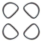 1 inch D Rings