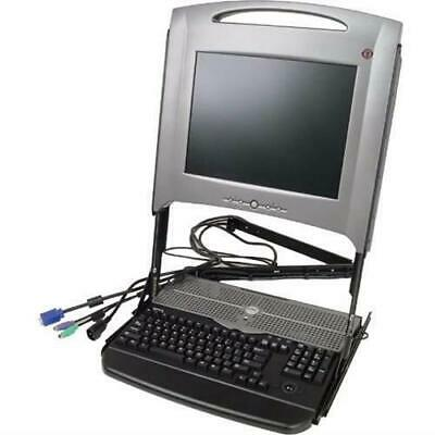 Dell PowerEdge Rack Console 17FP Rackmount LCD/KB/Trackball