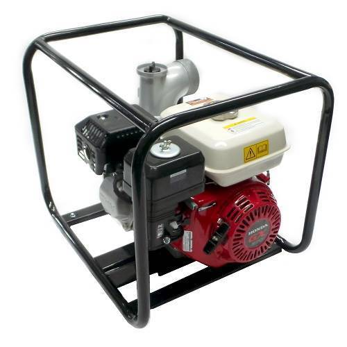 Honda petrol engine fire fighting trash pumps in 2 and 3 for Gardening tools gumtree