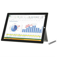 "Microsoft Surface Pro 3 12"" 128GB Windows 8.1 Tablet Silver"