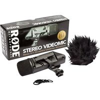 RODE stereo X/Y On-camera videomic