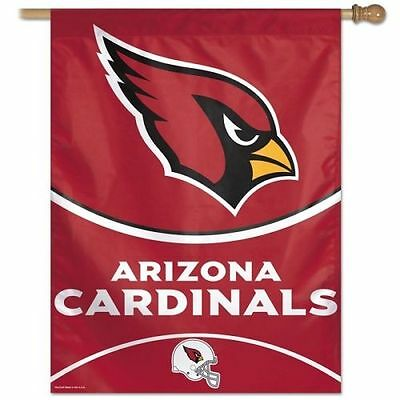 ARIZONA CARDINALS 27X37 FLAG/BANNER NEW & OFFICIALLY LICENSE