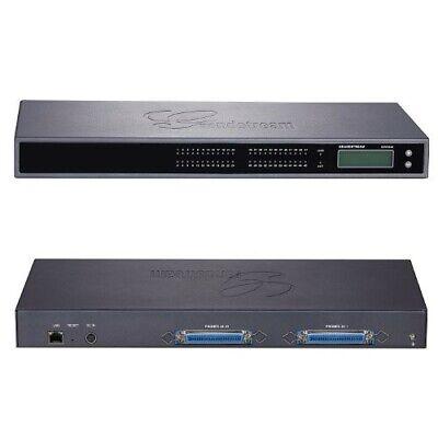Grandstream Gxw4248 48-port Fxs Analog Gateway Telco Connector