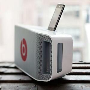 Beatbox portable Beats by Dr.Dre (blanc)