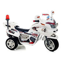 Lil Rider 80-KB1208 Ride-on Police Connection Bike Trike