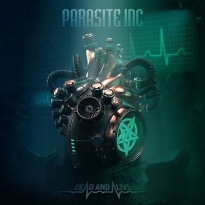 Parasite Inc. - Dead And Alive [New CD]