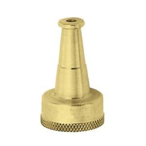 Brass jet hose nozzle high pressure hose end sprayer for High pressure garden hose nozzle