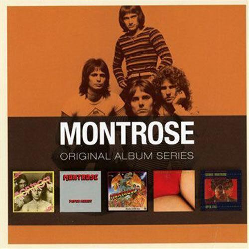Montrose - Original Album Series: Jump On It / Montrose / Open Fi NEW CD