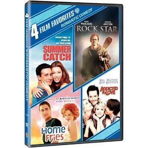 4 Film - Summer Catch/Rock Star/Home Fries/Addicted to Love