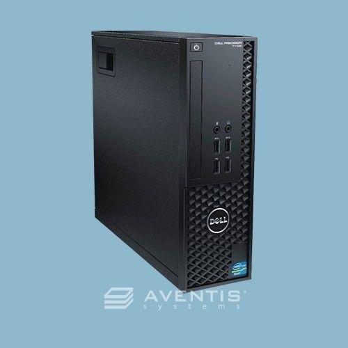 Dell Precision T1700 Intel I5-4570 3.2ghz Quad Core / 8gb / 500gb / Win 7 X64