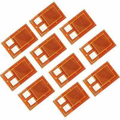 Icstation Foil Resistance Strain Gauge Sensor Pressure Sensor Load Cell 350 Ohm