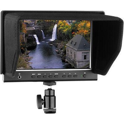 "Elvid 7"" Rigvision Lightweight On-camera Monitor"