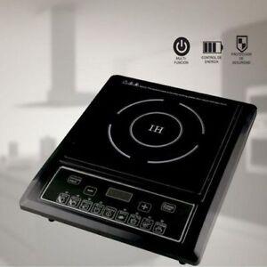 Placa de induccion portatil 2000w ahorro en la cocina bajo - Consumo cocina induccion ...