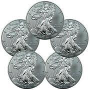 1 oz Fine Silver One Dollar
