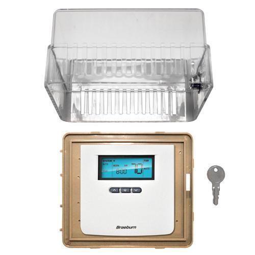 Thermostat Guard Ebay