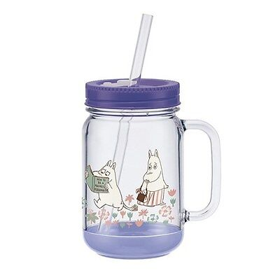 Moomiin Mug - Juice Cup Salad Container Food Container Fruit Container Moomins