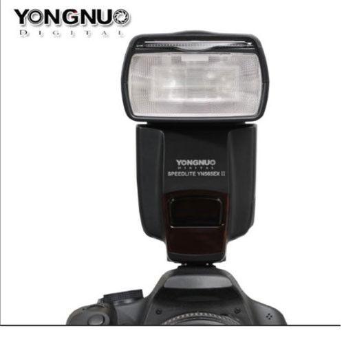 Yongnuo Yn-565ex Ii E-ttl Flash Speedlite W/ Ttl Remote F...