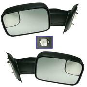 Dodge RAM Power Tow Mirrors