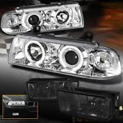 BMW E36 Projector Headlights