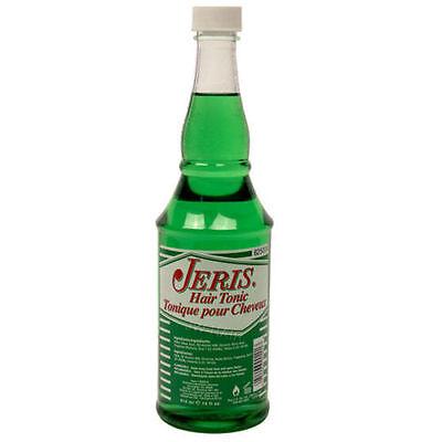 Jeris Men Hair Tonic Tonique Non Oil Barber Professional Size 14 fl oz/414ml Jeris Hair Tonic