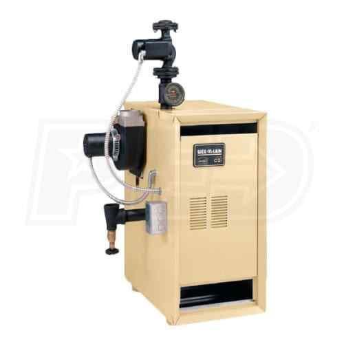 Weil Mclain Cgi-7 Nat Gas Hot Water Boiler 83% Afue 200k Btu Input