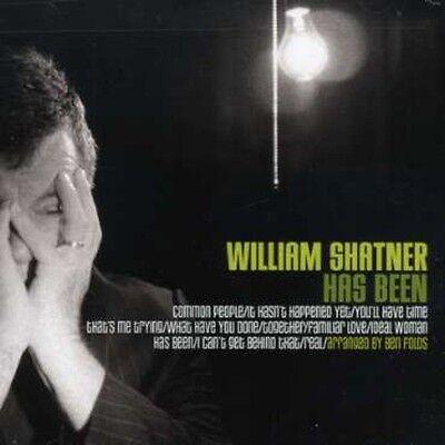 William Shatner   Has Been  New Cd