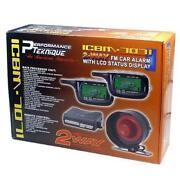 Car Alarm Remote