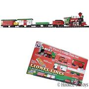 Christmas Toy Train Sets
