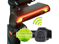 Meilan X6 Smart Bike Tail Flashing Light USB Rechargeable Rear LED(different light modes)