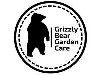 Grizzly Bear Garden Care