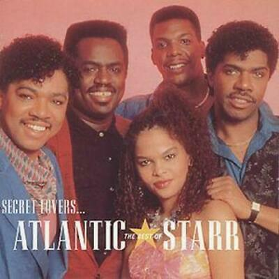 Atlantic Starr : Secret Lovers...: The Best of Atlantic Starr CD