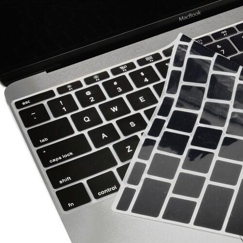 black keyboard cover silicone skin
